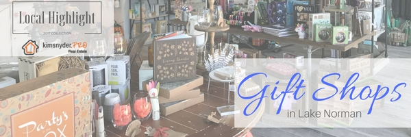 Local Highlight: Gift Shops in Lake Norman