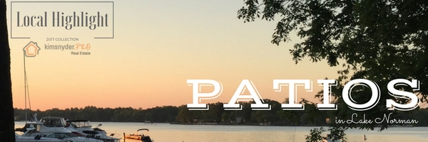 Local Highlight: Patios in Lake Norman