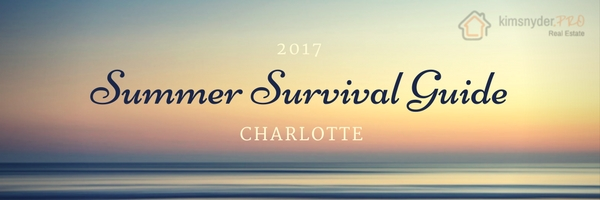 2017 Summer Survival Guide - In & Out of Charlotte