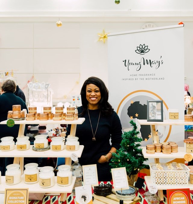 Meet the Maker | Young Marys | Candles Inspired by the Motherland