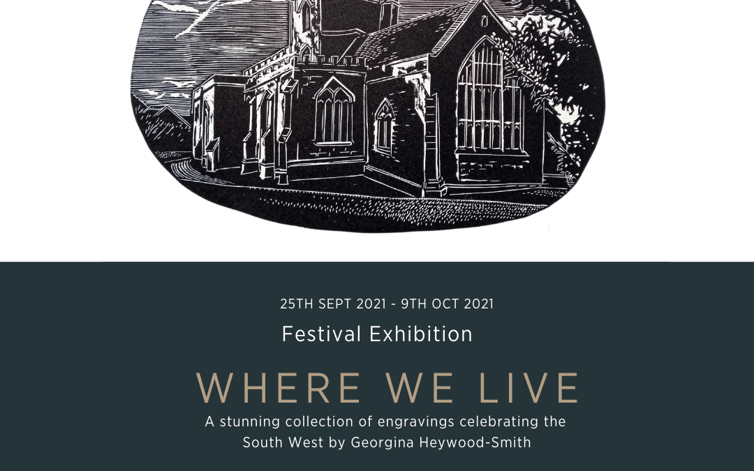 Special Evening Viewing | Georgina Heywood-Smith Exhibition | Where We Live