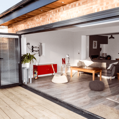 Chichester Rear Extension