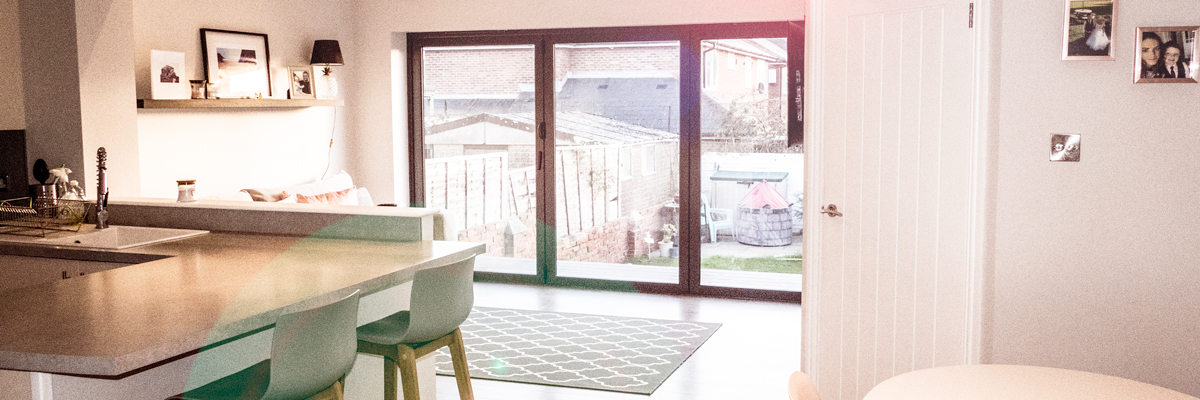Rear Kitchen / Dining Room Extension with Downstairs Shower Room