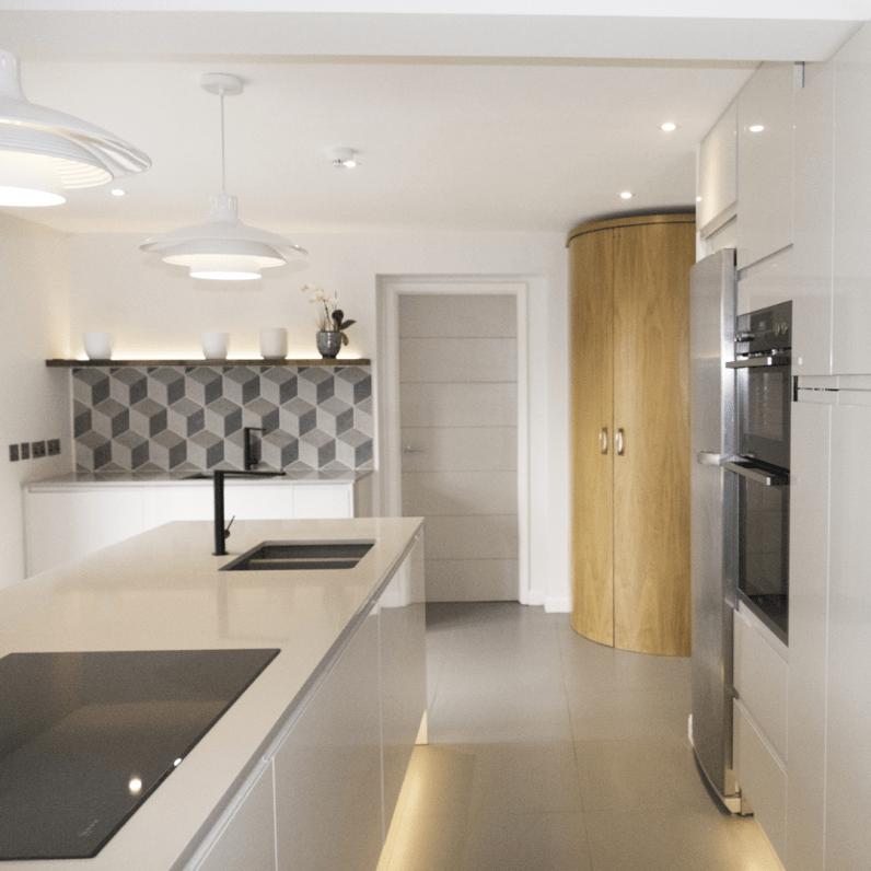 West Ashling Kitchen Fitting