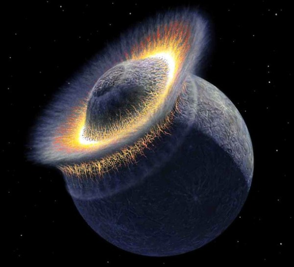 The Earth and Moon formed later than previously thought ...