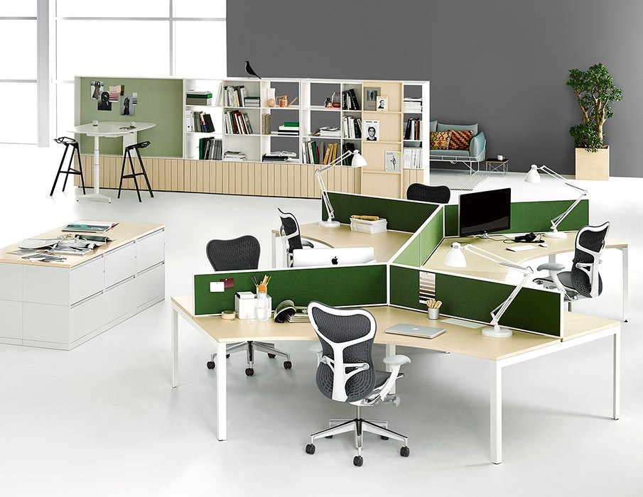 Space Efficient Interiors The Office Fit Out Specialists