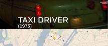 (Cartographie interactive d'extraits de films de Scorsese sur le site Internet de l'exposition)