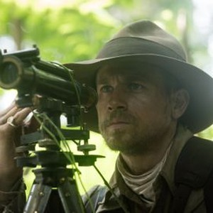 Topographie intérieure / Inner Survey. The Lost City of Z. James Gray