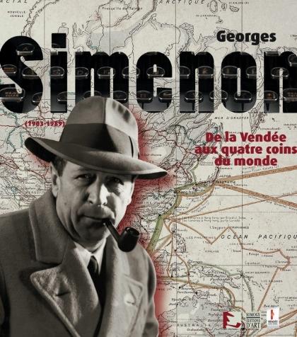 La géographie simenonienne : l'exemple de La Rochelle et de ses environs/ Simenon's geography : example of La Rochelle and its neighbours