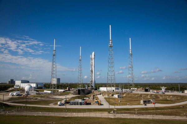 Falcon 9 counts down to Night Launch & High-Energy Landing ...