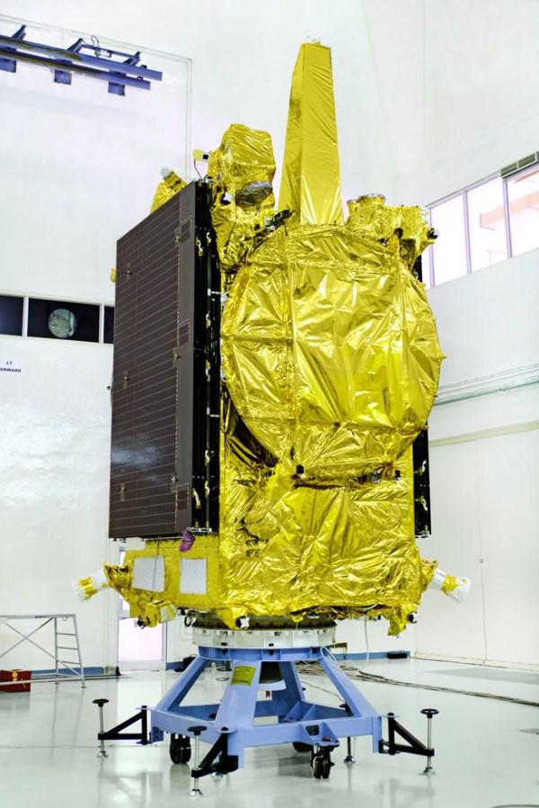 GSAT-19 – GSLV Mk.III D1 | Spaceflight101