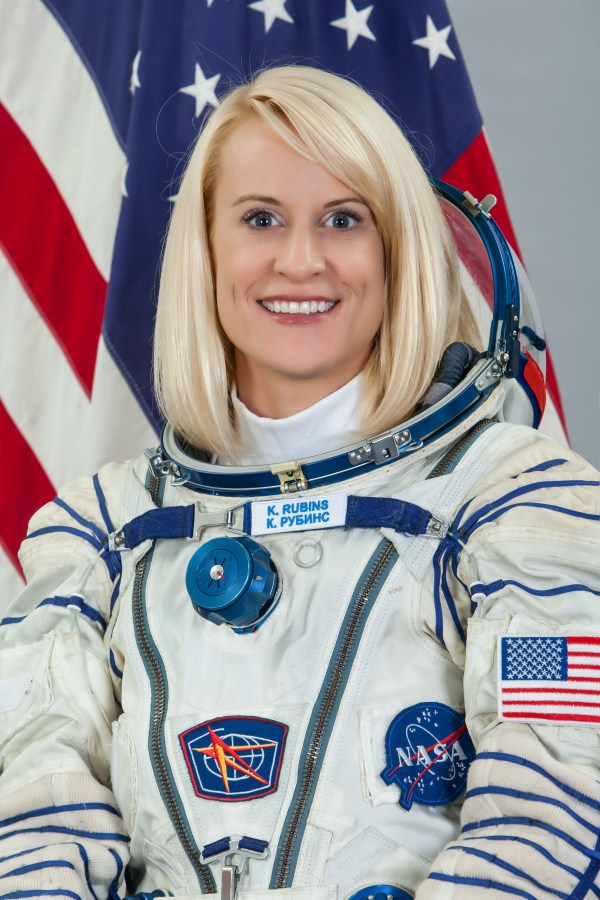 Kate Rubins – ISS Expedition 48 | Spaceflight101