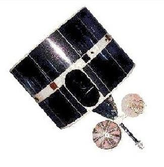 FY-2 Satellite - Image: CAST