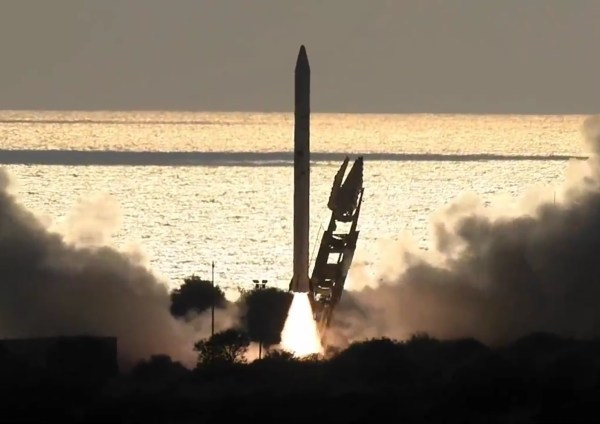Israel Launches Advanced Optical Reconnaissance Satellite ...