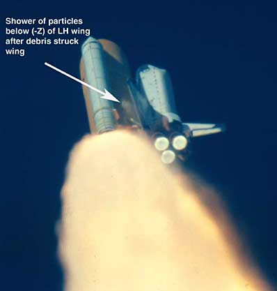 Spaceflight Now | STS-107 | More internal emails show ...