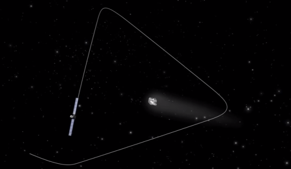 Rosetta keeps its distance from awakening comet ...