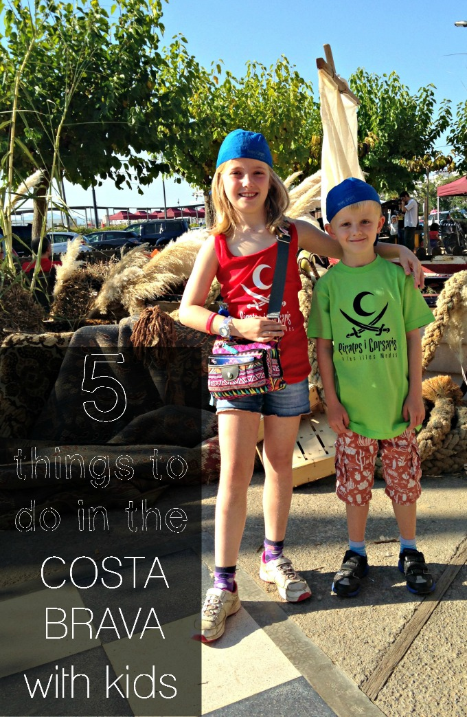 5 Things to Do in the Costa Brava with kids