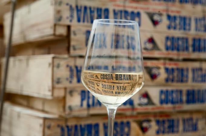 Wine on the Costa Brava