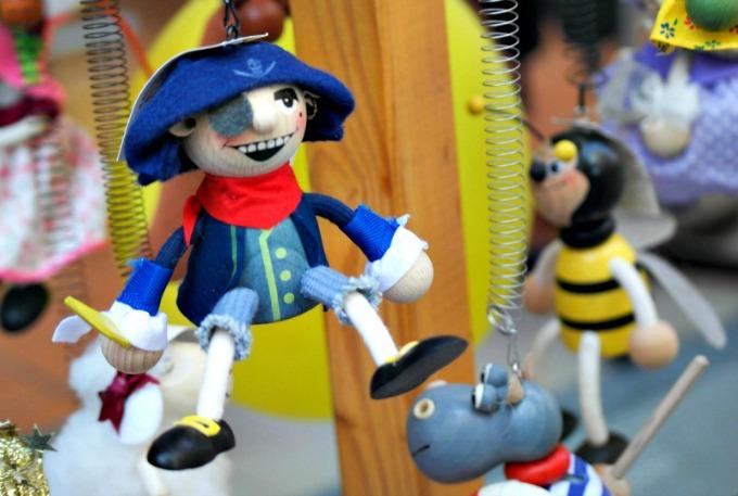 Wander the fascinating souvenir shops of L'Estartit in the Costa Brava