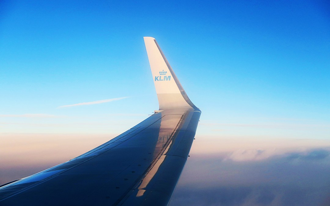 Travelling with Children: Airline Reviews: KLM