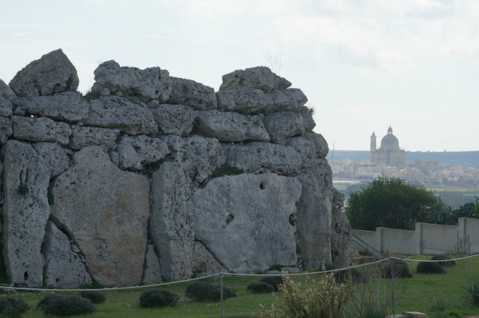 megalithic temples gozo
