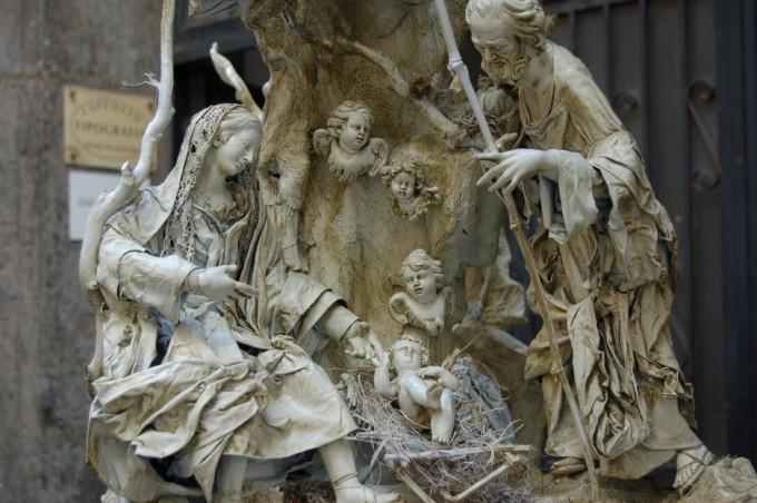 nativity naples