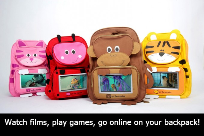 Worst Travelling with Kids Stories and On the Movies Backpack Giveaway