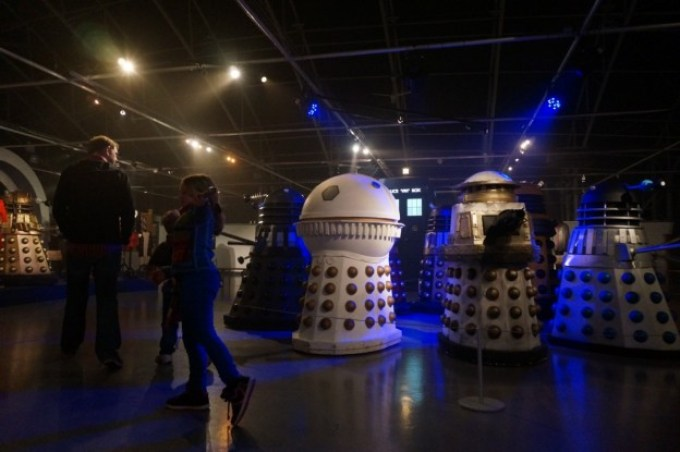 THe Dr Who Experience Cardiff Bay-38
