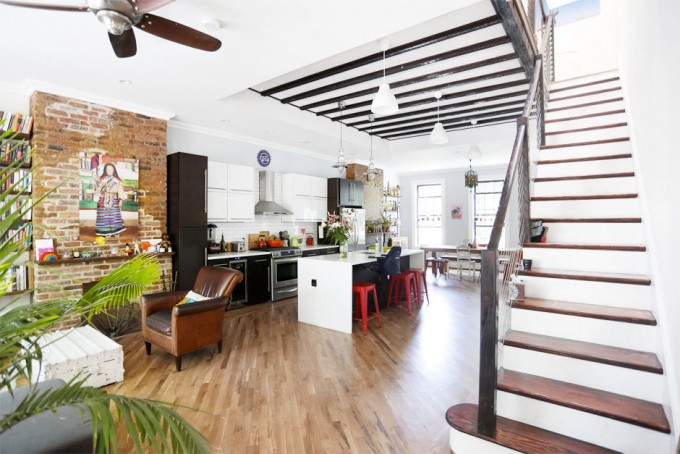 Amazing family holidays - THE COVERT STREET RESIDENCE, BROOKLYN