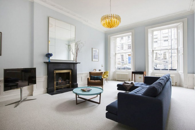 Amazing family holidays - THE NELSON STREET RESIDENCE EDINBURGH