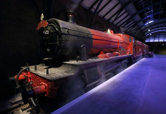 Why you'll love the Harry Potter studio tour - Hogwarts Express is here!