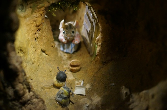 Lake District family days out - World of Beatrix Potter