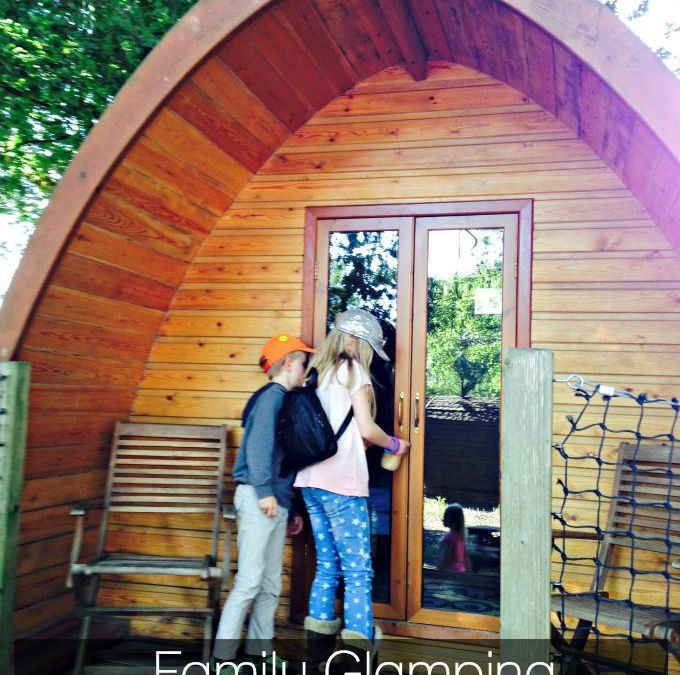 Unusual Places to Stay: Glamping at the Zoo
