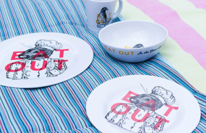 These funky new picnic sets from OLPRO make the great British picnic even more fun!