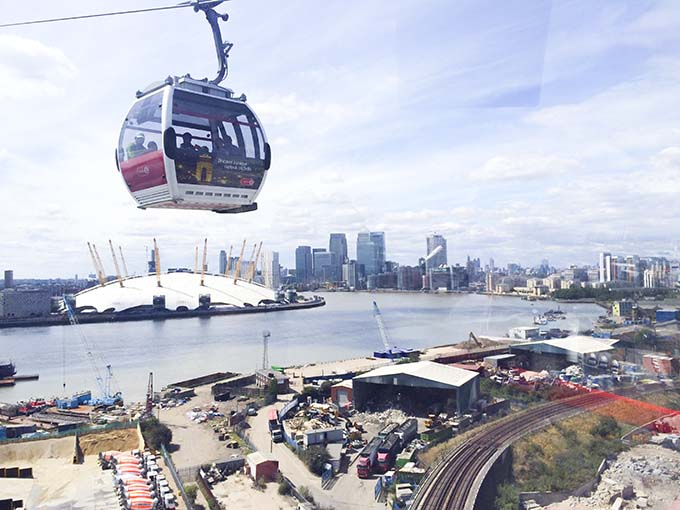 Things to do in London with a Thames Clippers Roamer