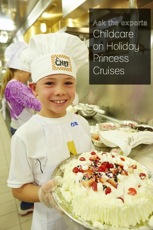Ask The Experts Childcare and Kids' Activities on Holiday - Princess Cruises