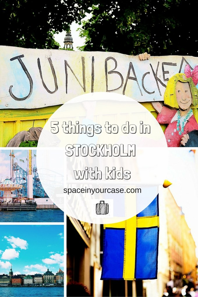 5 things to do in Stockholm with kids