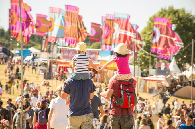 8 Reasons To Take Your Kids To Camp Bestival
