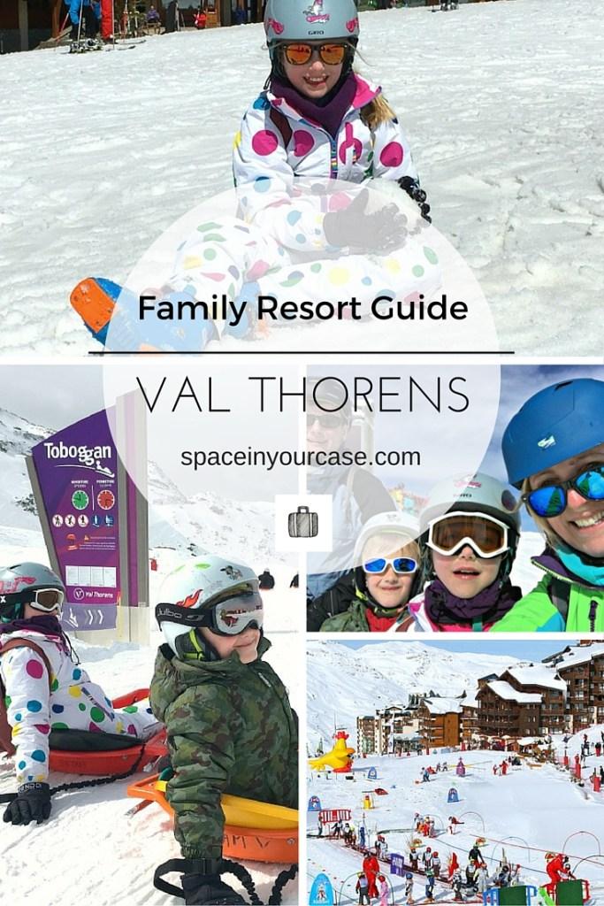 Val Thorens Resort Guide
