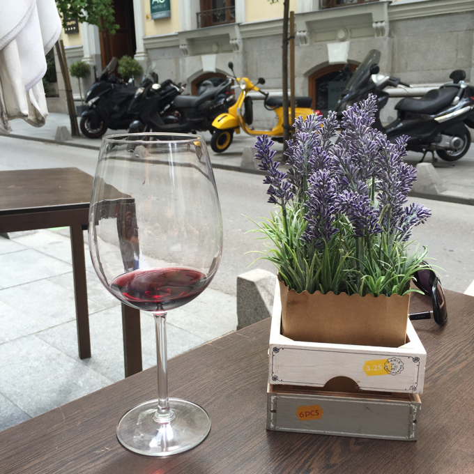 Exploring Madrid without kids - tapas and gin bars - 9