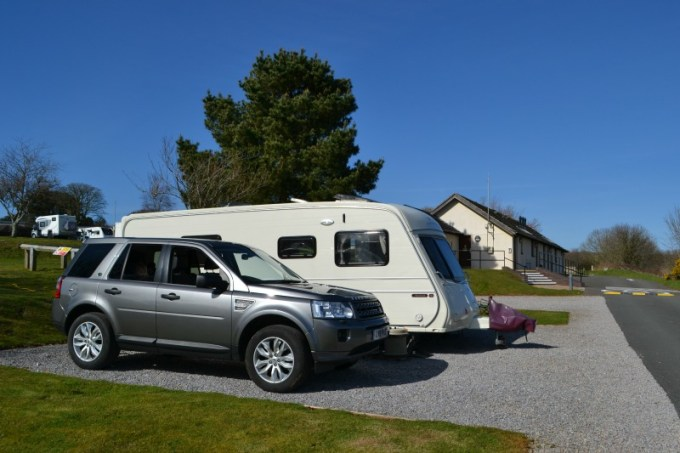 What kind of camper are you? Claire, from the Tin Box Traveller, swears by caravanning