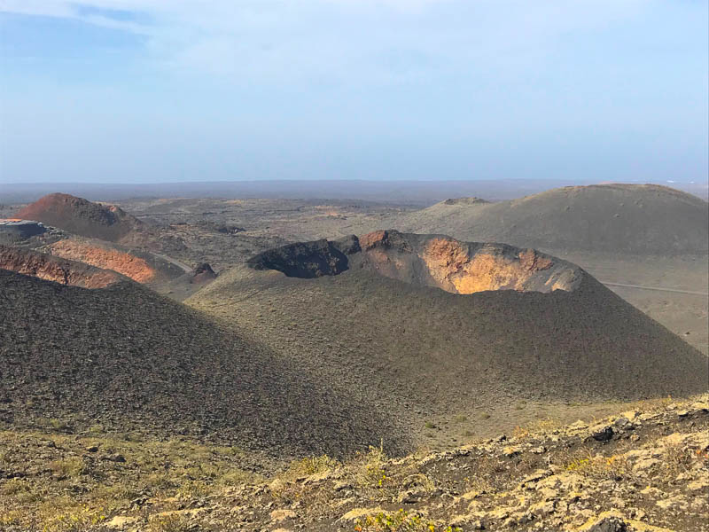 Kids studying volcanoes at school will be totally thrilled with the landscape of Lanzarote