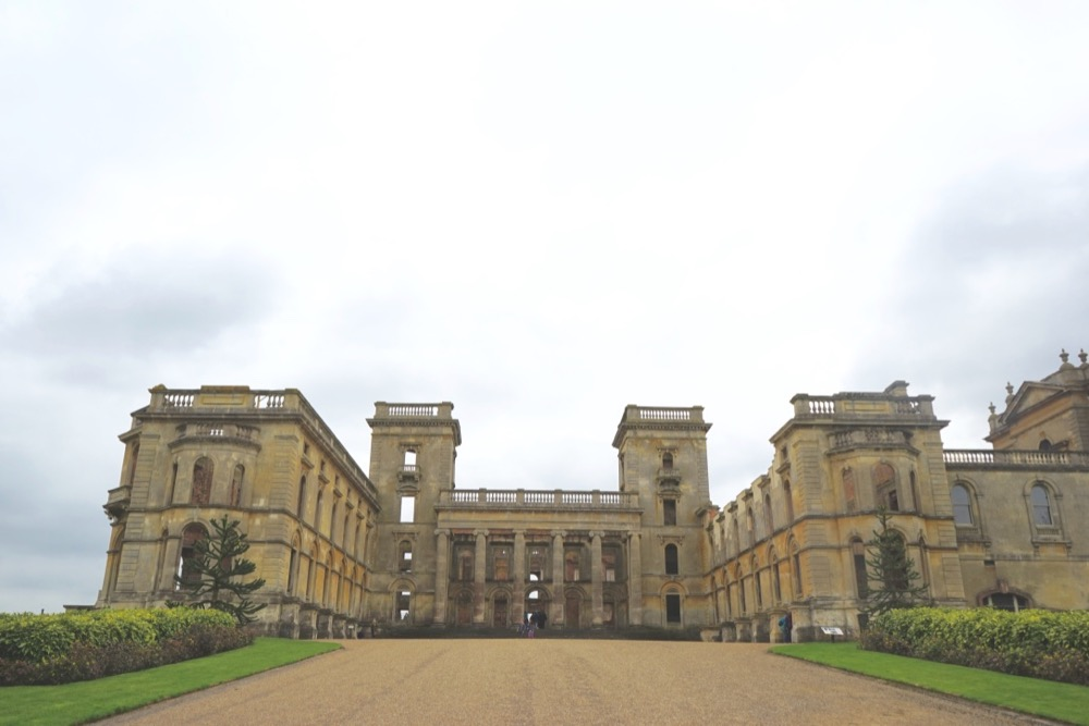 Great Witley Court, things to do in the Malverns with Kids