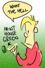 Redecorate Cartoon