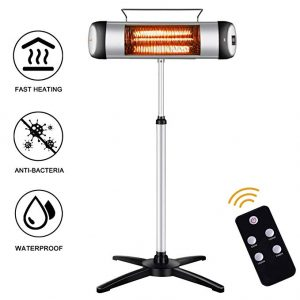 top 10 best electric patio heaters in