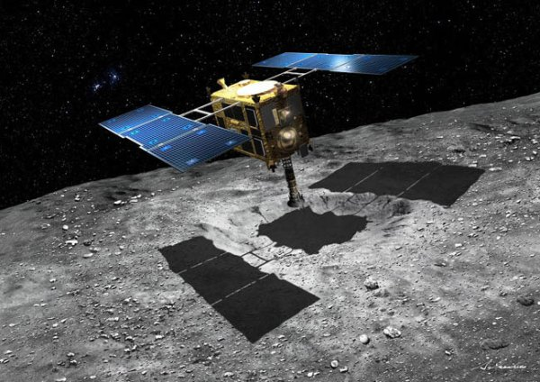 NEC Tapped To Build Second Asteroid-bound Hayabusa Probe ...