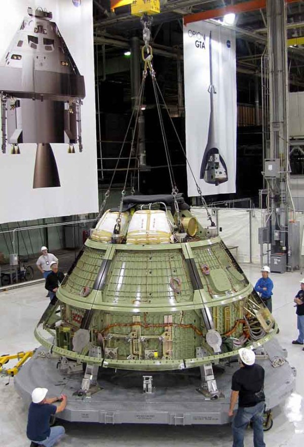 NASA Makes It Official: Orion To Be Multi-Purpose Crew ...