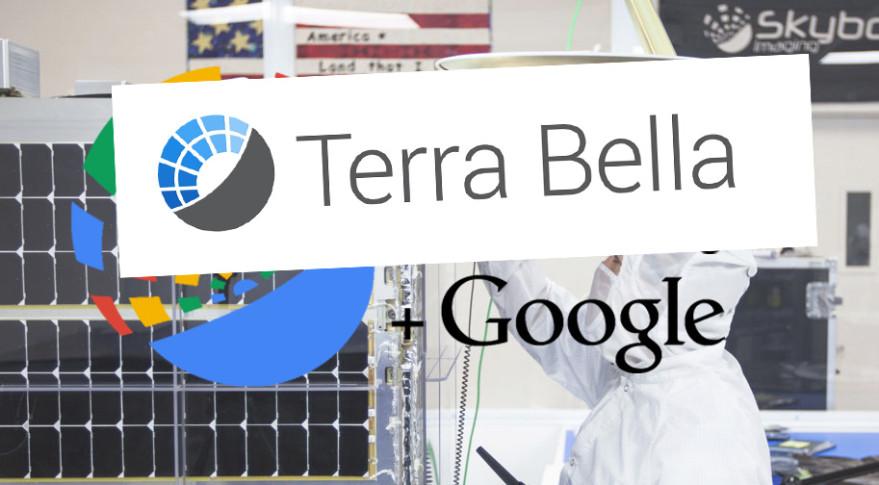 Image result for Startup acquires Google's satellite imaging business tera bella