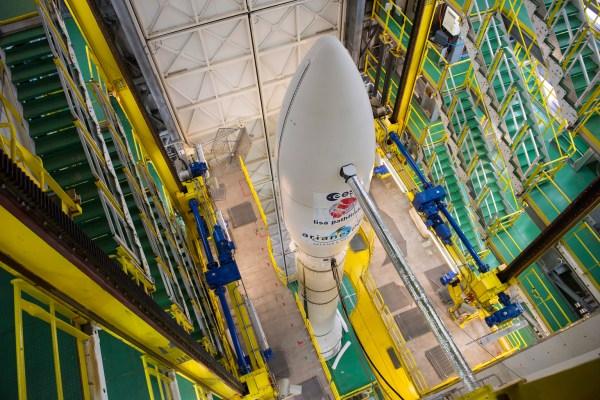 European Space Agency seeking smallsats for 2018 Vega ...
