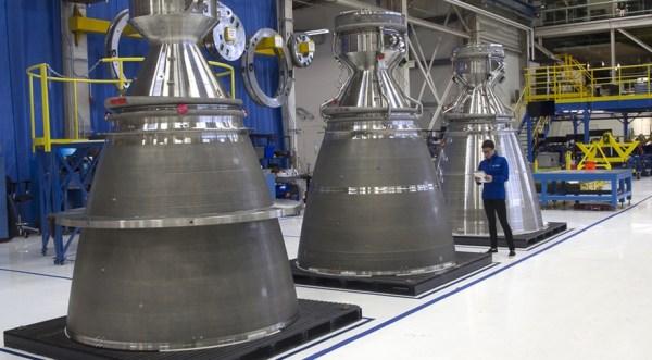 Blue Origin retains engine lead as House considers ...
